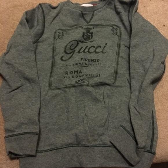 5c96db79 Gucci Shirts & Tops | Kids Sweater | Poshmark